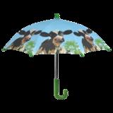 Esschert Design kinderparaplu boerderijdieren koe