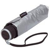 minimax opvouwbare paraplu windproof zilver zwart