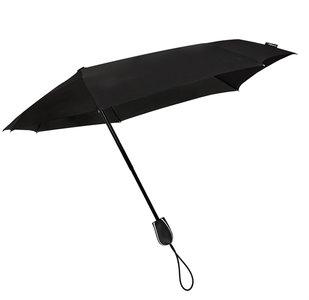 Stormparaplu zwart stormini