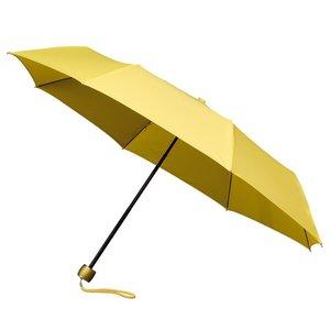 minimax opvouwbare paraplu windproof geel