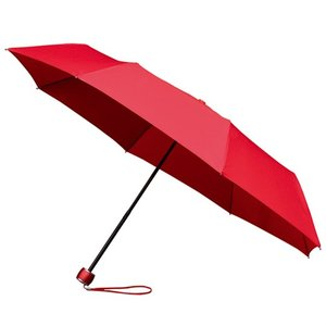 minimax opvouwbare paraplu windproof rood