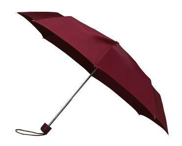 opvouwbare paraplu falconetti bordeaux rood