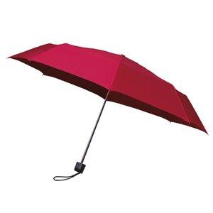 opvouwbare paraplu falconetti rood zwart
