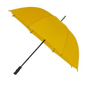 Golfparaplu windproof Impliva geel