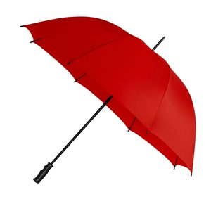 Golfparaplu windproof Impliva rood