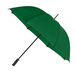 Golfparaplu windproof Impliva donkergroen