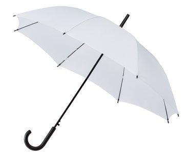 Falconetti paraplu automatisch haak wit