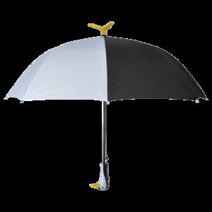 Paraplu pinguïn Esschert Design - zwart wit