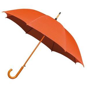 Falconetti luxe paraplu oranje met haak