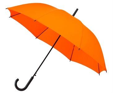 Falconetti automatische paraplu oranje