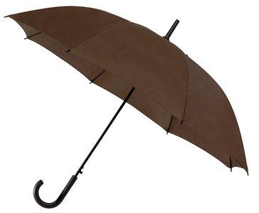 Falconetti automatische paraplu bruin