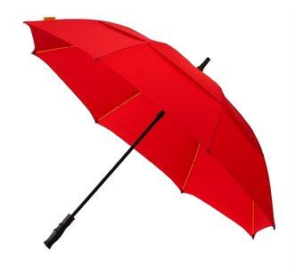 Falcone luxe golfparaplu rood GP-76-8026