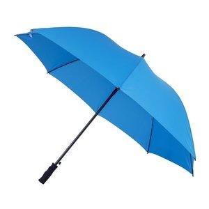 Falcone automatische windproof golfparaplu lichtblauw GP-58-PMS PROCESS BLUE C voorkant