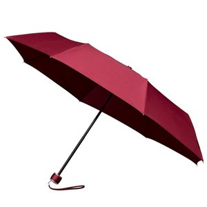 minimax opvouwbare paraplu windproof bordeaux rood