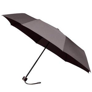 minimax opvouwbare paraplu windproof grijs