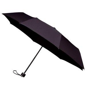 minimax opvouwbare windproof paraplu zwart