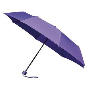 minimax opvouwbare paraplu windproof paars